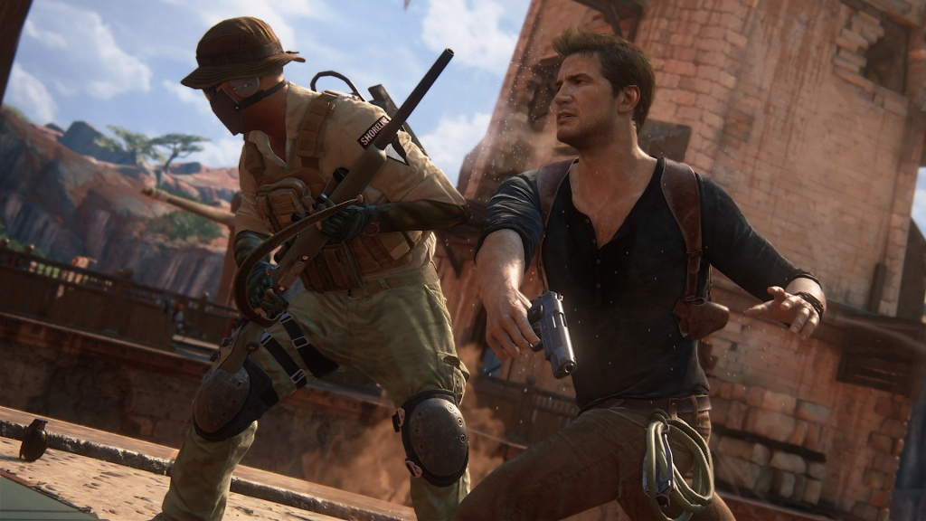 Uncharted 4 sticht in der Serie hervor, die von der großen Mehrheit der Kritiker als exzellent eingestuft wird (Foto: Reproduktion)