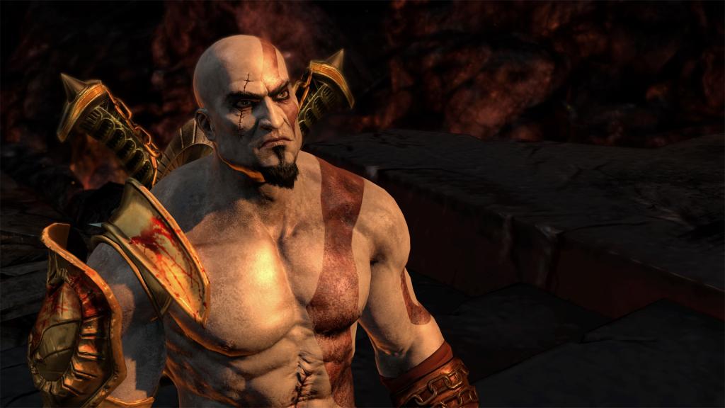 God of War III überarbeitet ist ein PS3-Spiel-Update, das die Grafik verbessert (Foto: Playback)