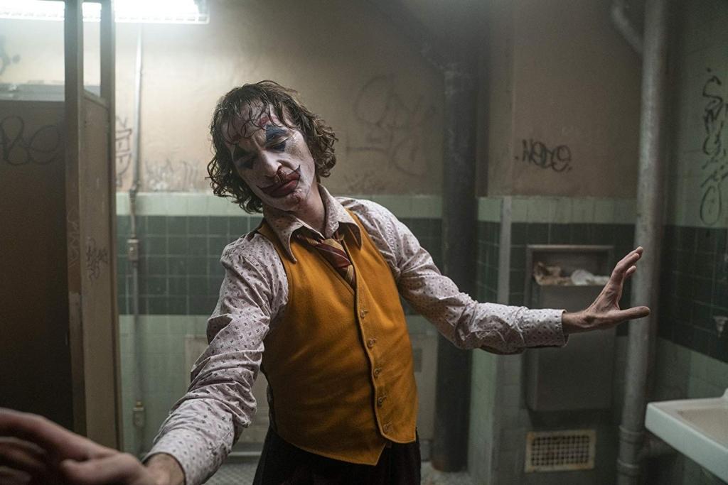 Joaquin Phoenix machte den Joker und kämpft um den Oscar für den besten Schauspieler