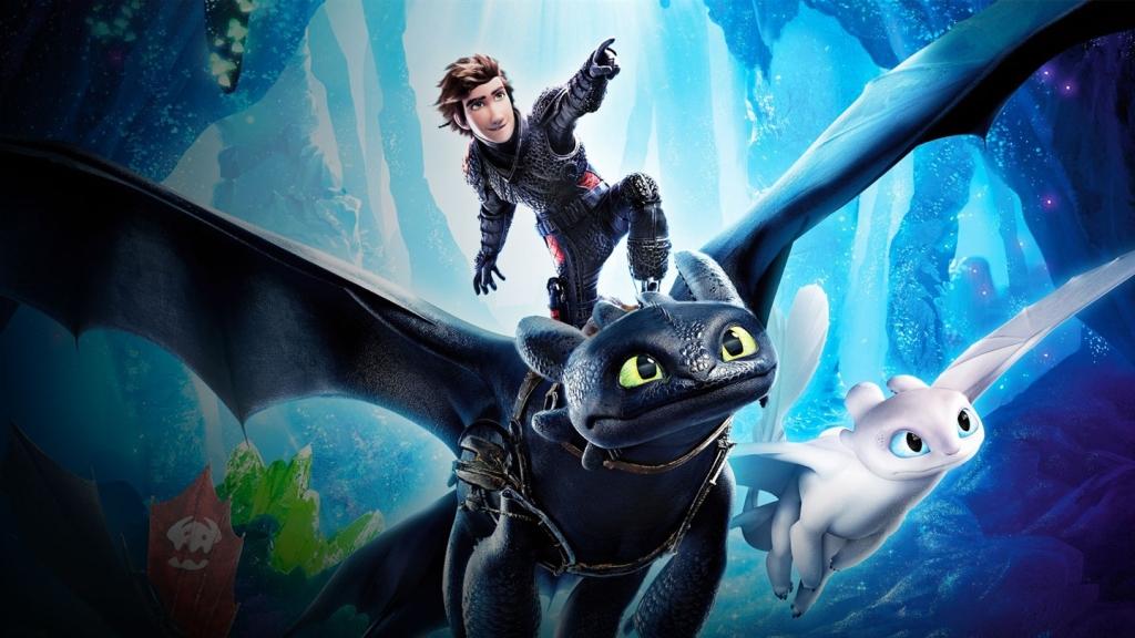 How to Train Your Dragon 3 ist in der Kategorie der besten Animationen vertreten