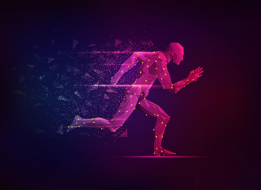 Intels Lösung für künstliche Intelligenz für die Olympischen Spiele in Tokio führt einen 3D-Scan von Athleten durch, um Daten zu generieren.