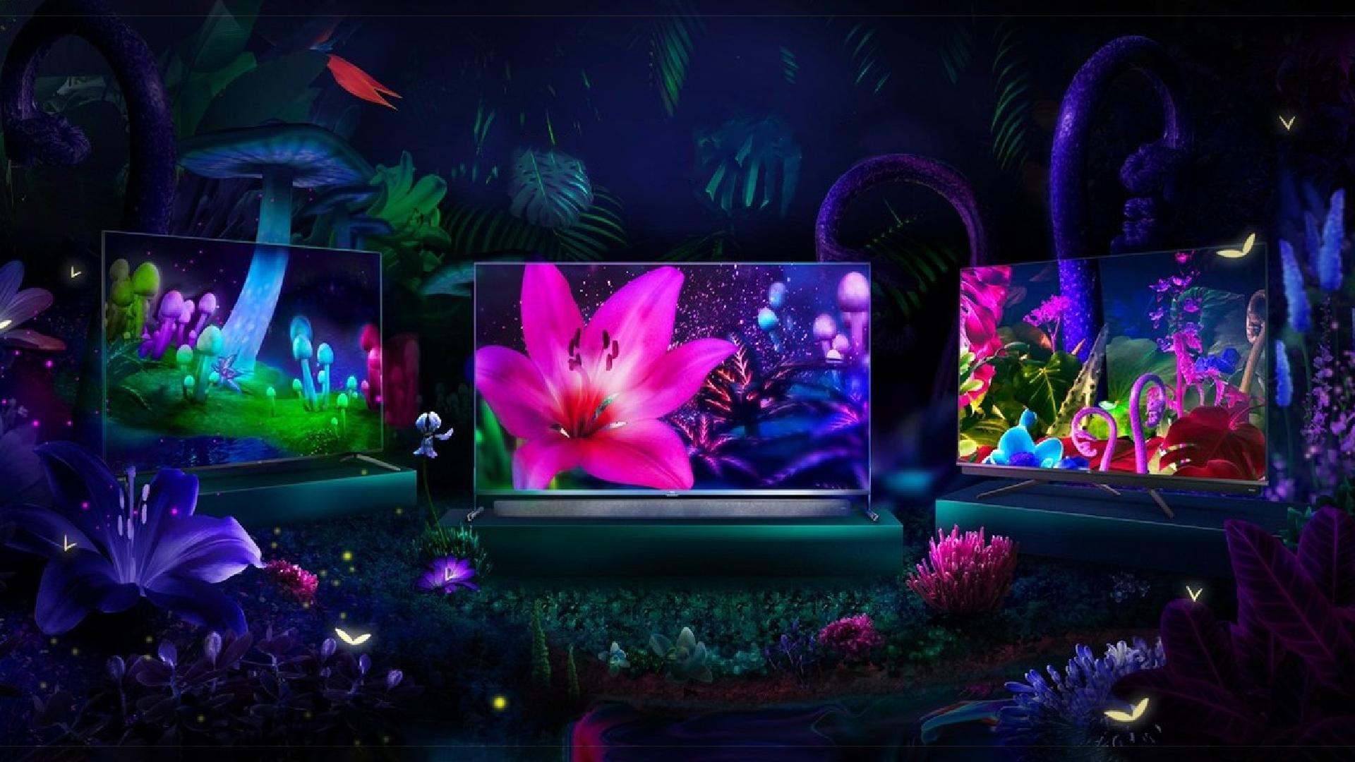 TCL bringt eine Reihe von QLED 8K- und 4K-Fernsehern mit Kinotechnik auf den Markt