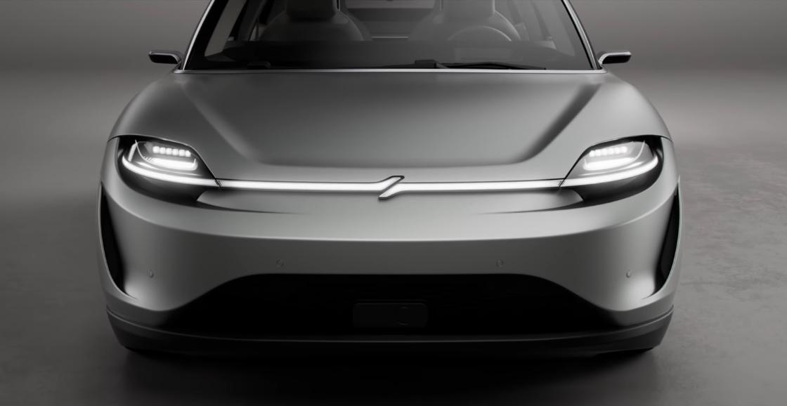 Vision-S ist das erste Elektroauto von Sony