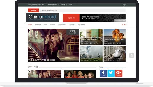 Chinandroid, der chinesische High-Tech-Blog, kehrt zurück 2