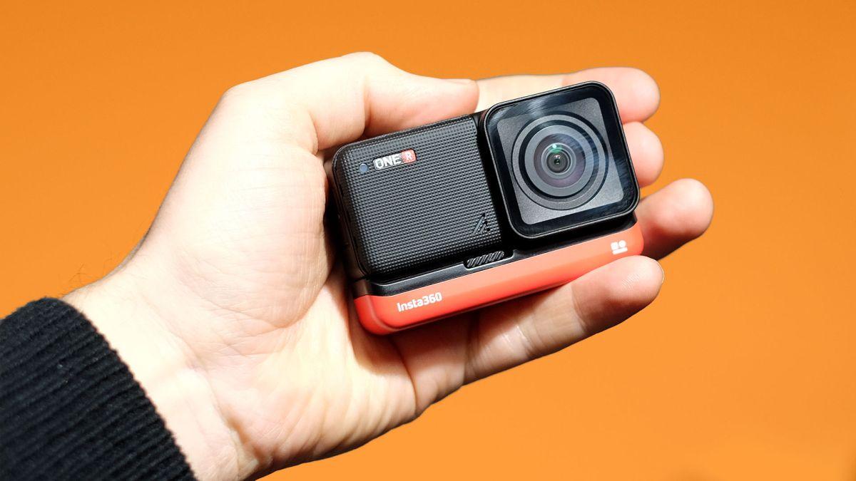 Insta360 One R ist die modulare Action-Kamera, die Sie benötigen
