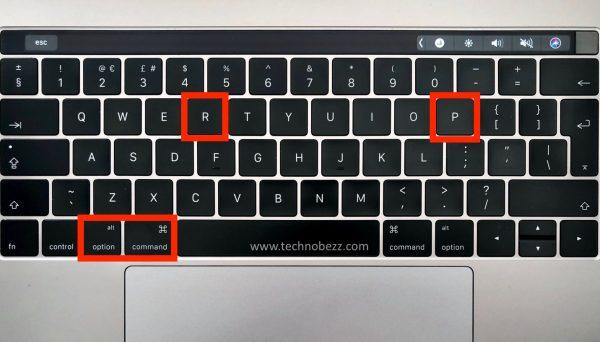 MacBook Pro bleibt beim Laden des Bildschirms hängen - So beheben Sie den Fehler 1