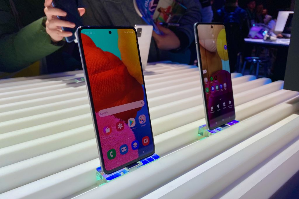 Mitmachen: Samsung Galaxy A51 1