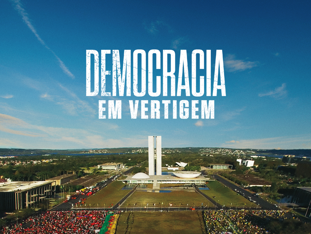 Die brasilianische Democracia em Vertigem tritt als bester Dokumentarfilm an