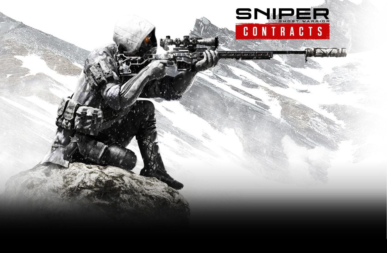 Der offizielle Sniper Ghost Warrior: Contracts Titelbild.