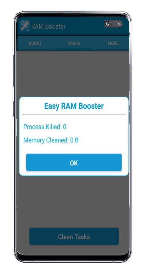 Kontrollieren Sie die Leistung Ihres Android mit RAM Booster Extreme Speed 2