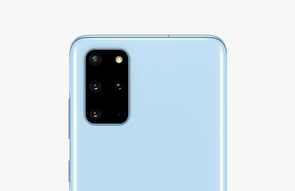 Samsung Galaxy S20 Plus hinten