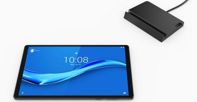 CES 2020: Lenovo stellt Tablet Smart Tab M10 FHD Plus der 2. Generation für 190 US-Dollar vor Google AssistantAuch ein Smart Display 2