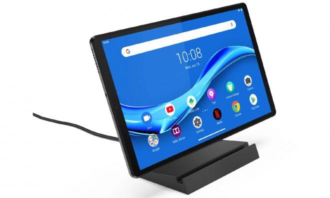 CES 2020: Lenovo stellt Tablet Smart Tab M10 FHD Plus der 2. Generation für 190 US-Dollar vor Google AssistantAuch ein Smart Display 4