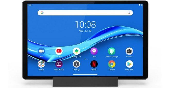 CES 2020: Lenovo stellt Tablet Smart Tab M10 FHD Plus der 2. Generation für 190 US-Dollar vor Google AssistantAuch ein Smart Display 3