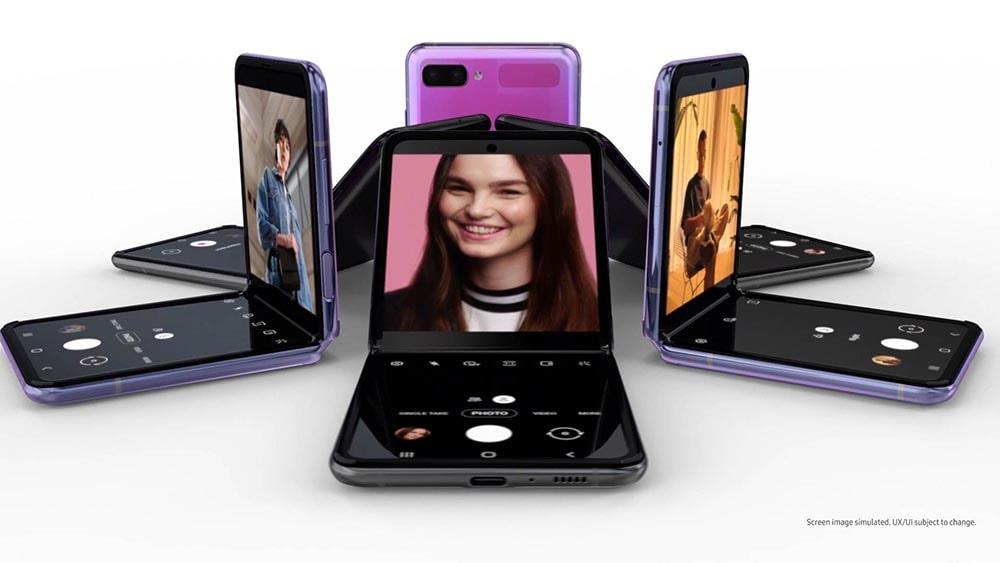Samsung kündigt S20 und Z Flip Phones beim Unpacked Event an 1