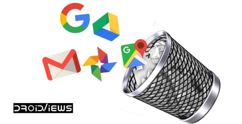 How To Auto-Delete Your Google Account