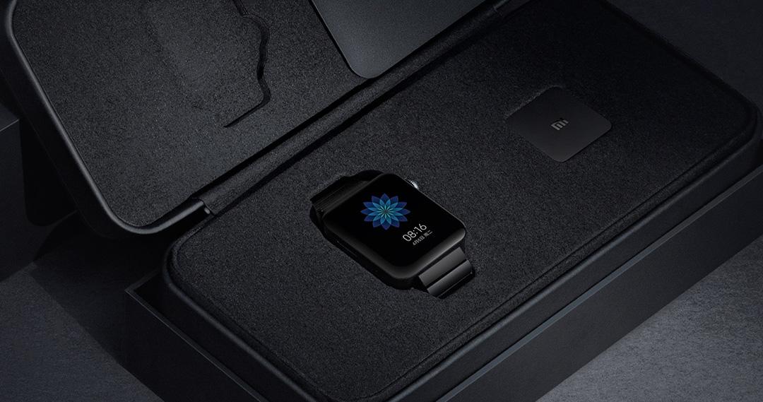 Die neue Xiaomi Mi Watch Exclusive Edition wird im Vorverkauf mit einem spektakulären Premium-Gehäuse und einem Echtheitszertifikat auf den Markt gebracht