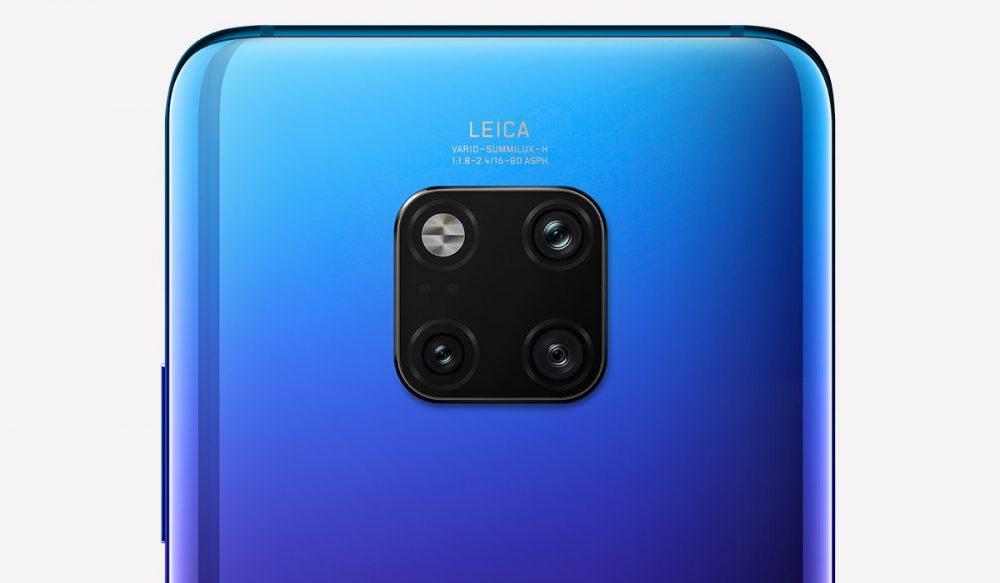 Das endgültige Design des Huawei Mate 30 Pro wurde veröffentlicht