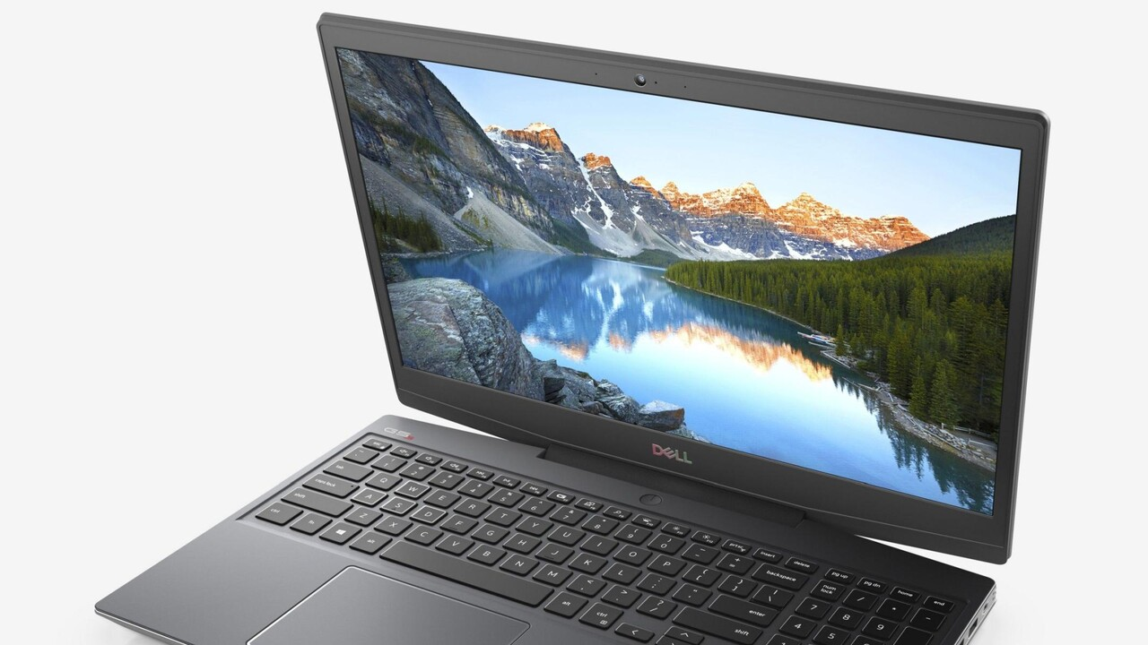 Dell G5 15 SE: Gaming-Laptop mit Ryzen 4000-CPU und GPS-GPU