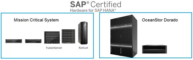Huawei FusionServer Pro V5 Zertifiziert für SAP HANA Expansion Solutions