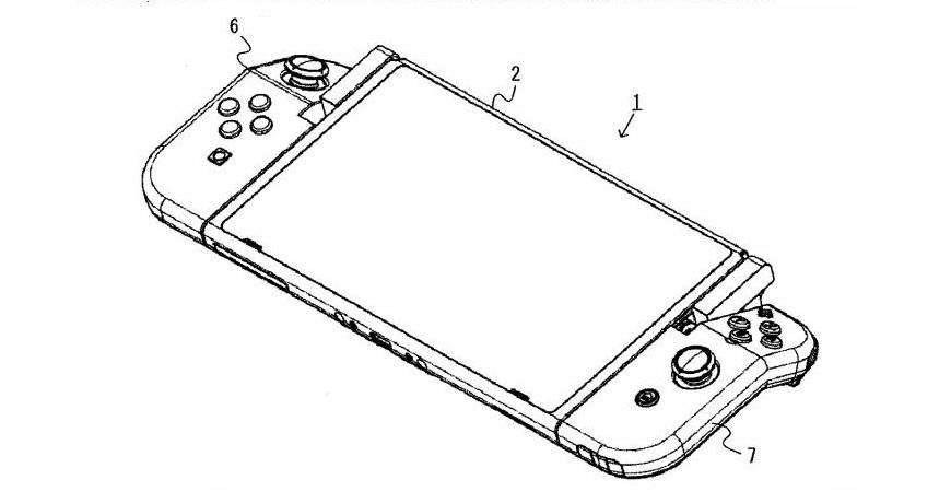 Nintendo untersucht die Möglichkeit, Joy-Con dafür zu falten Switch