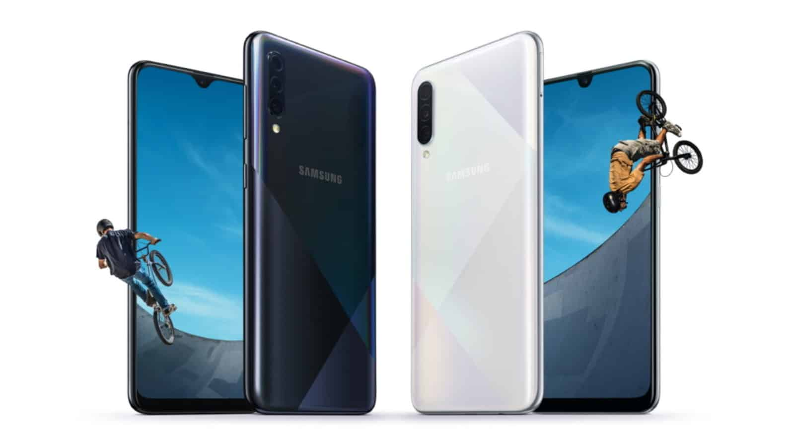 Samsung startet offiziell Galaxy A30 und Galaxy A50: Spezifikationen, Releases und mehr